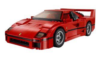 Lego 10248 Lego Creator Ferrari F40 Banner