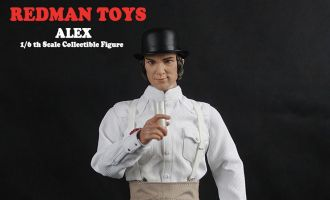 REDMAN TOYS RM013 A Clockwork Orange ALEX ALEX DELARGE