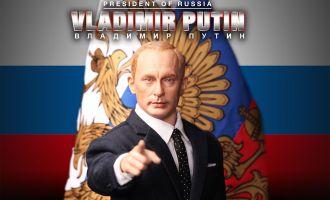 DID R80114 VLADIMIR PUTIN PRESIDENT OF RUSSIA SIMPLE
