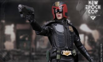 VTS VM-013 NEW EPOCH COP Olivia Thirlby as Judge Cassandra Anderson DREDD