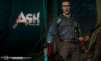 Sideshow Collectibles Evil Dead II Ash Williams Sixth Scale