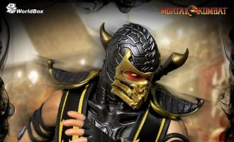 WORLDBOX MORTAL KOMBAT SCORPION