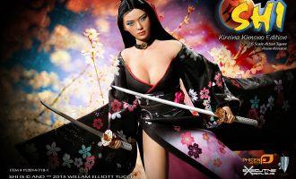PHICEN PL2015-71B-1 SHI ASIA VERSION KIREINA KIMONO EDITION