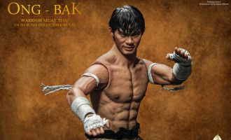 STORM COLLECTIBLES ONG-BAK WARRIOR MUAY-THAI NORMAL VERSION