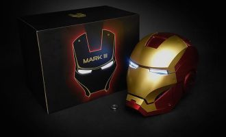 ROAN TOYS IRON-MAN MARK III HELMET