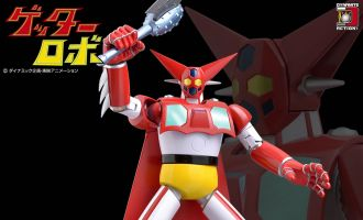 EVOLUTION Dynamite Action No34 GETTER ROBOT GETTER