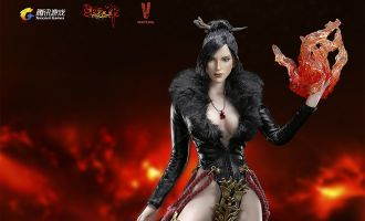 VERYCOOL SERIES OF TENCENT GAME DZS-003 RASKA