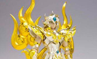 MYTH CLOTH EX SOUL OF GOLD LEO AIOLIA GOD