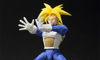 BANDAI SH FIGUARTS DRAGONBALL Z TRUNKS SUPER SAIYAN