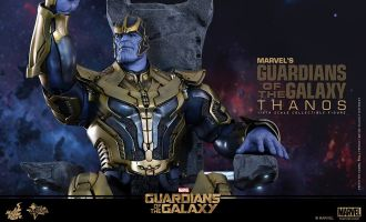 HOT TOYS MMS280 GUARDIANS OF THE GALAXY THANOS
