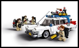 LEGO IDEAS 21108 GHOSTBUSTERS ECTO-1