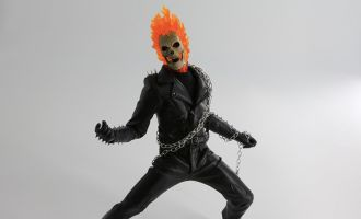 CARVE ART CA006-D GHOST RIDER FULL-SET