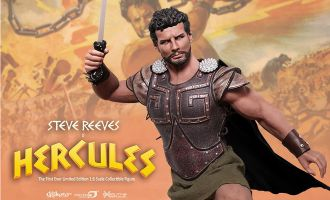 Phicen PL2014-66 STEVE REEVES IS HERCULES THE FIRST EVER LIMITED EDITION
