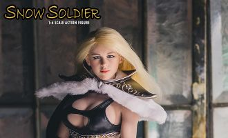 PHICEN PL2016-80 SNOW SOLDIER 1/6 ACTION FIGURE
