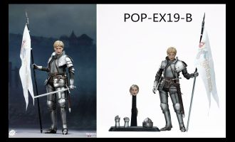 POP TOYS POP-EX19-B SAINT KNIGHT TRIUMPH VERSION
