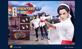POPTOYS-EX023-KOF97-THE-KING-OF-FIGHTERS-97-CHIZURU-KAGURA