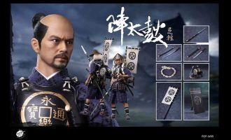 POPTOYS-W09-Oda-Nobunaga-Army-Taiko-Drum-Ashigaru-2.0-Banner
