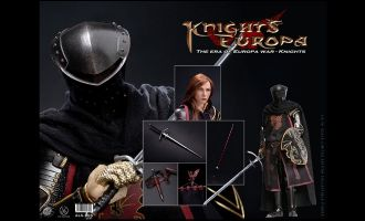 POPTOYS ALS005 Armor Legend Series-The Era of Europa War Dragon Knight Banner