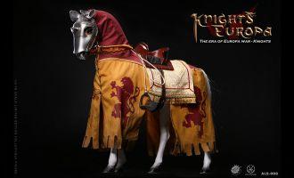POPTOYS ALS006 Armor Legend Series-The Era of Europa War Silver armor horse