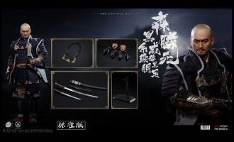POPTOYS EX030A Katsumoto Benevolent Samurai Ken Watanabe Standard version Banner