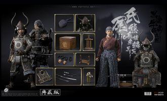 POPTOYS EX031-b Brave Samurai UJIO Hiroyuki Sanada The Last Samurai UJIO Deluxe Version Banner