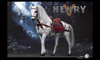 POPTOYS EX22-B King Henry V of England with two heads The Hollow Crown War Horse