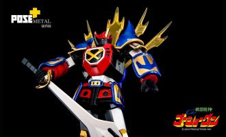 Pose Toy Pose+ Metal Series P+03 Sengoku Majin Goshogun
