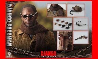Present Toys PT-SP03 Django Unchained  Django Freeman Banner