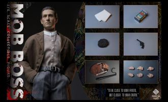 PRESENT TOYS PT-SP20 THE SECOND MOB BOSS ALPACINO THE GODFATHER II FIGURE BANNER