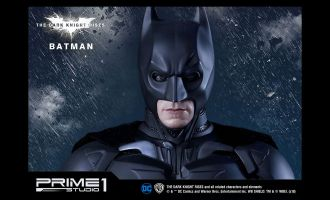 PRIME STUDIO 1 MMTDKR-02 THE DARK KNIGHT RISES BATMAN 1/3 SCALE STATUE