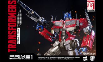 PRIME 1 STUDIO TRANSFORMERS GENERATION 1 OPTIMUS PRIME