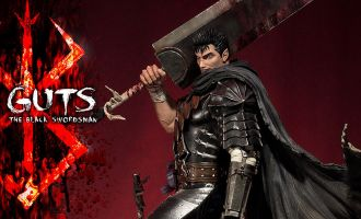 PRIME STUDIO 1 GUTS THE BLACK SWORDSMAN