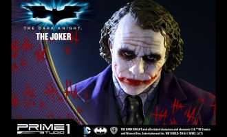 PRIME 1 STUDIO HDMMDC-01 THE DARK KNIGHT THE JOKER