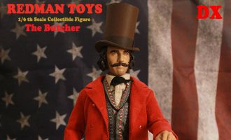 REDMAN-TOYS-RM023-GANGS-OF-NEW-YORK-THE-BUTCHER-DX-BILL-CUTTING