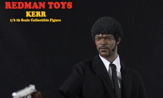 REDMAN TOYS RM021 PULP FICTION Samuel L. Jackson Jules Winnfield