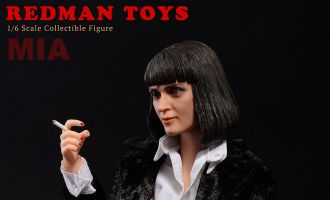 REDMAN TOYS RM040 PULP FICTION UMA THURMAN MIA WALLACE