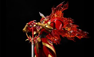 Sentinel Riobot Magic Knight Rayearth Legendary Guardians Lord of Fire Rayearth