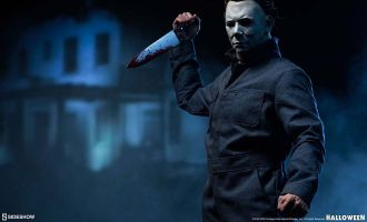 Sideshow Halloween Action Figure 1/6 Michael Myers Sixth Scale Banner