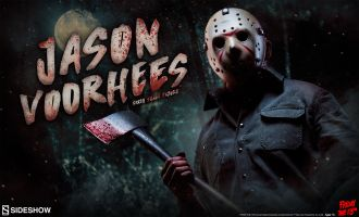 SIDESHOW SIXTH SCALE FIGURE JASON VOORHEES FRIDAY THE 13TH PART III
