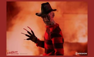 Sideshow Sixth Scale Nightmare on Elm Street 3 Dream Warriors Action Figure 1/6 Freddy Krueger banner