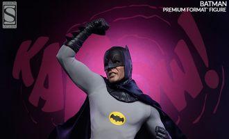 SIDESHOW STATUE PREMIUM FORMAT BATMAN TV SERIES