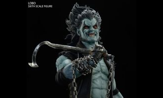 SISDESHOW LOBO SIXTH SCALE FIGURE 1/6