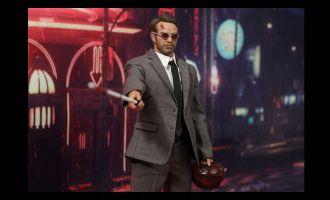Soosootoys SST013 Charlie Cox Matt Murdock Daredevil Hero Lawyer