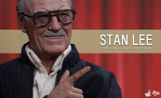 HOT TOYS MMS327 STAN LEE