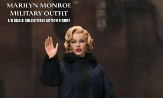 STAR-ACE-SA0055-MARILYN-MONROE-MILITARY-OUTFIT-MY-FAVOURITE-LEGEND-SERIES