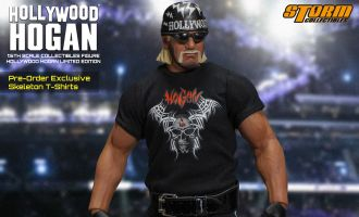 STORM COLLECTIBLES HOLLYWOOD HOGAN LIMITED EDITION 500PCS WORLDWIDE