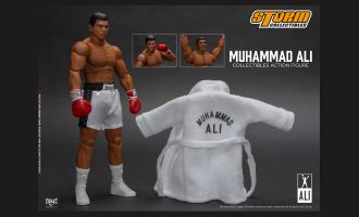 Storm Collectibles Muhammad Ali Action Figure 1/12 Ali