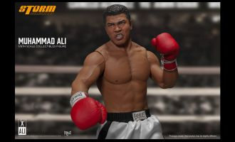 STORM COLLECTIBLES MUHAMMAD ALI THE GREATEST CASSIUS CLAY