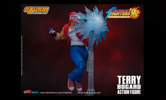 Storm Collectibles Terry Bogard King of Fighters 98 Ultimate Match Action Figure 1/12 Terry Bogard