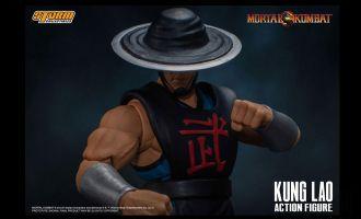 STORM COLLETIBLES Mortal Kombat Action Figure 1/12 Kung Lao Banner